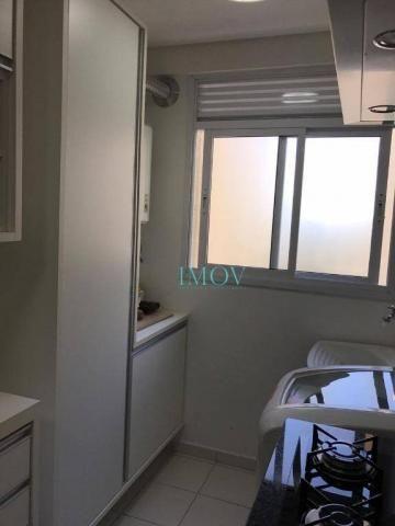 Apartamento com 2 dormitórios à venda, 62 m² por r$ 420.000 - jardim aquarius - Foto 10