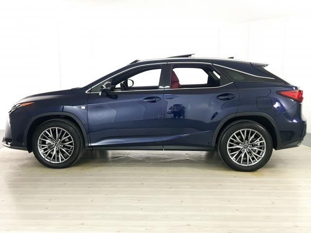 Lexus RX-350 F-Sport 3.5 24V Aut. - Azul - 2018 - Foto 2