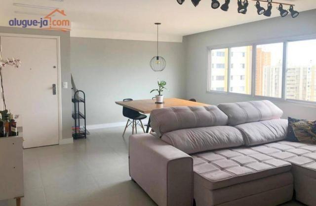 Apartamento com 3 dormitórios à venda, 120 m² por r$ 450.000 - vila adyana - são josé dos  - Foto 20
