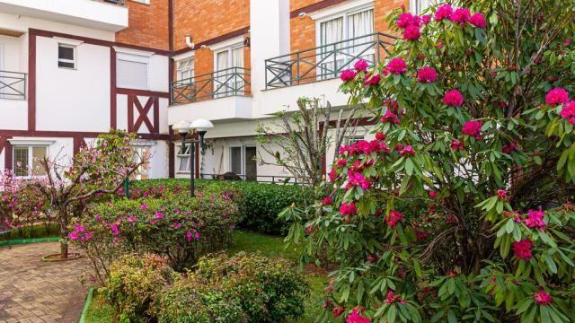 Apartamento à venda com 3 dormitórios em Capivari, Campos do jordão cod:55823 - Foto 7