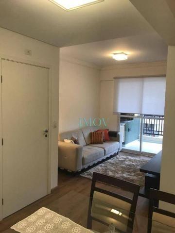 Apartamento com 2 dormitórios à venda, 62 m² por r$ 420.000 - jardim aquarius - Foto 2
