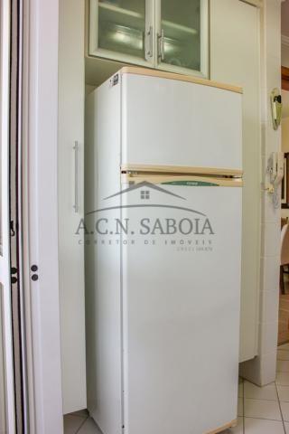 Apartamento à venda com 3 dormitórios em Praia das toninhas, Ubatuba cod:AP00457 - Foto 13