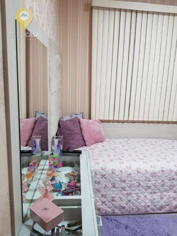 Excelente apartamento em bairro de fátima/jardim camburi 3 quartos - Foto 17