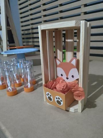Kit Decoração Raposa - Aluguel - Foto 4