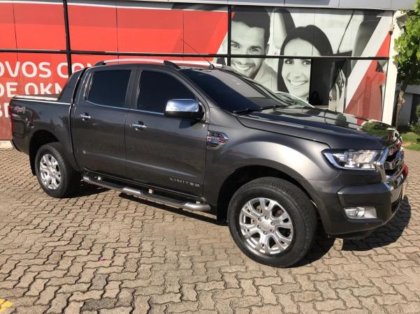 FORD RANGER 2016/2017 3.2 LIMITED 4X4 CD 20V DIESEL 4P AUTOMATICO - Foto 2