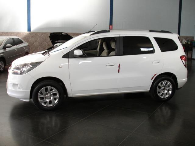 Chevrolet Spin 1.8 LTZ 2014 Completa Automática 7 Lugares Top!!!!!! - Foto 4