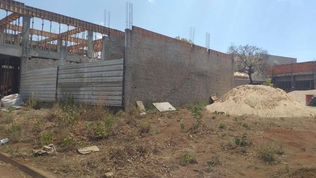 Prédio comercial vicinal inacabado na Av. LO 08 144M² (12x12) - Foto 5
