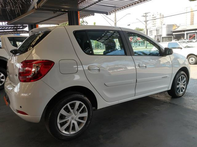 "Renault/ Sandero 1.6 expression ""40.000 km"" - Foto 11"