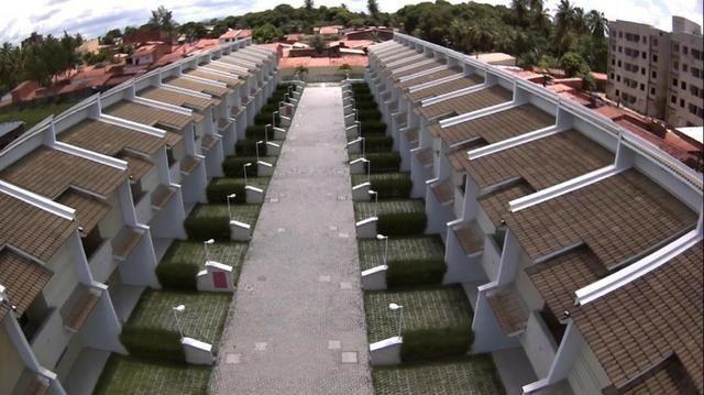 CA0042 - Casa á venda com 96m² - 3 quartos - Lagoa Redonda - 295mil - Fortaleza/CE - Foto 4