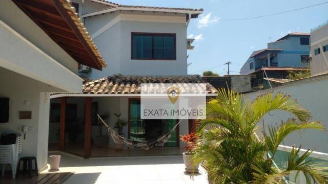 Casa alto padrão, Colinas/Região de Costazul, Rio das Ostras.