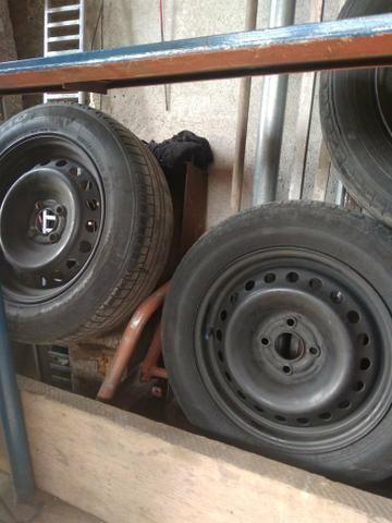 Roda de ferro 15 - Foto 3