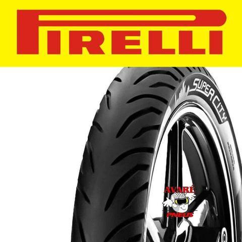 Pneu Dianteiro Bros Pirelli Mt 60