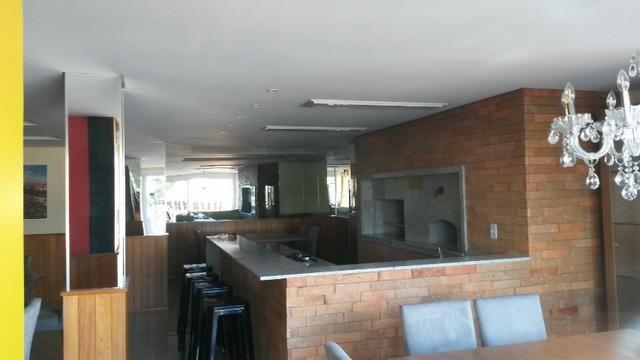 Lindo Apartamento com Varanda e Churrasqueira - Foto 2