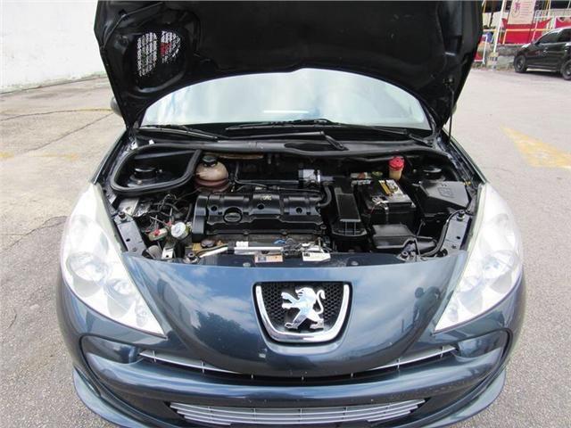 Peugeot 207 1.6 xs passion 16v flex 4p automático - Foto 8