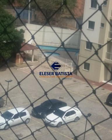 WC Lindo Apartamento 02 Quartos Porteira Fechada no Sevilha - Foto 12