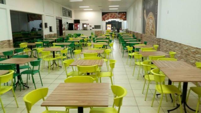 Mesas e cadeiras refeitórios - Foto 2