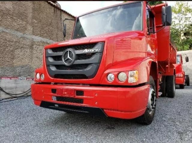 Mercedes-benz mb 1319 caçamba basculante - Foto 6