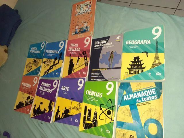 Livros adventista 9 ano - Foto 2