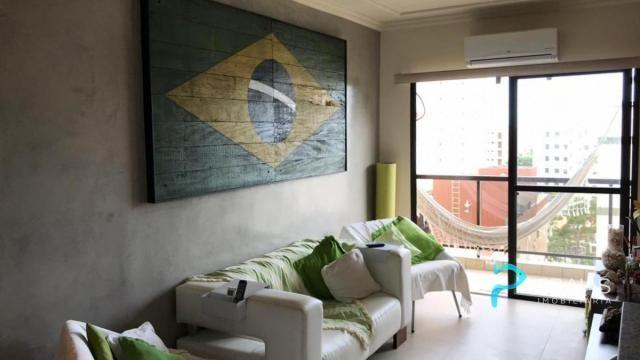 Apartamento à venda com 2 dormitórios em Enseada, Guarujá cod:51857 - Foto 3