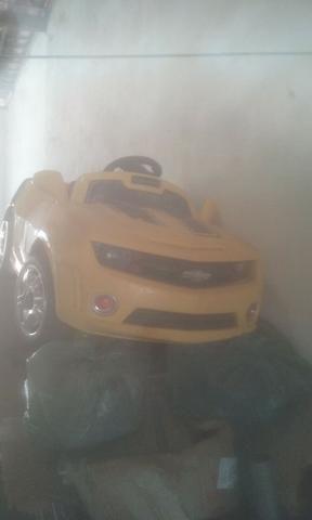 Camaro Elétrico de brinquedo - Foto 3
