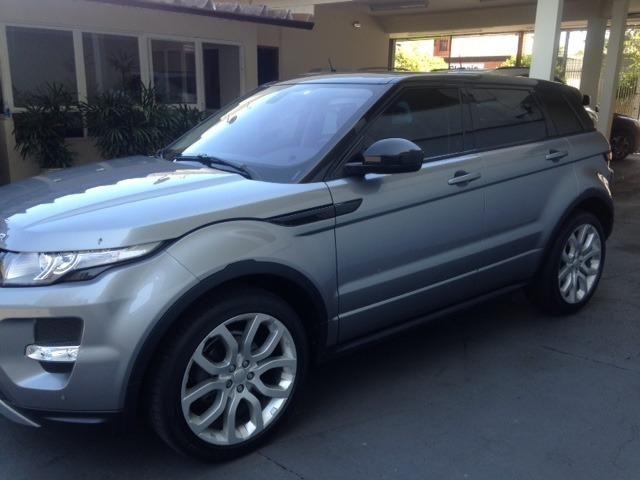 Range Rover Evoque Dynamic 2,0 Aut 5P 2015