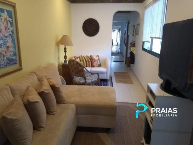 Apartamento à venda com 3 dormitórios em Enseada, Guarujá cod:76853 - Foto 4