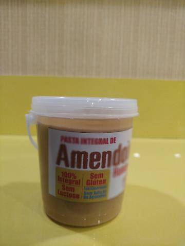 Pasta de amendoim caseira fit - Foto 2