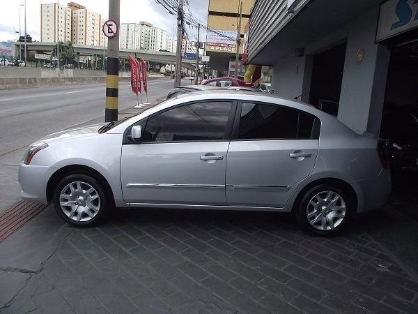 Nissan Sentra 2.0 Flex 12/13 Prata Cód. 5519 - Foto 5