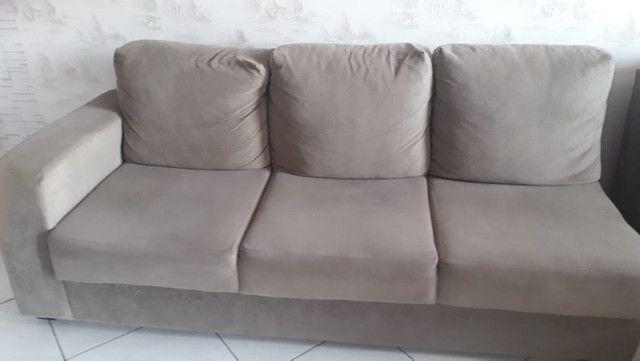Sofá de 4 lugares