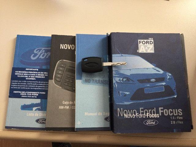 Ford Focus Sedan 1.6 11/12 ( tipo vectra, voyage, fiesta, siena prisma corolla) - Foto 13