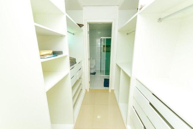 Casa duplex 4 quartos Alphaville Porto das Dunas - Foto 8