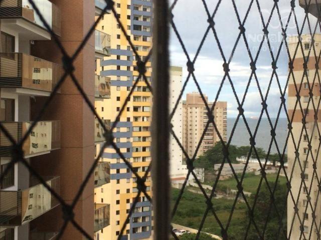 Apartamento com 3 quartos para alugar, 85 m² por R$ 1.500/mês - Itapuã - Vila Velha/ES - Foto 8