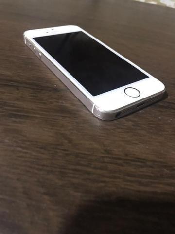 IPhone 5s dourado - Foto 5
