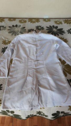 Jaleco branco Feminino - Foto 2