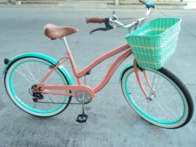 Bicicleta retro para sair HOJE