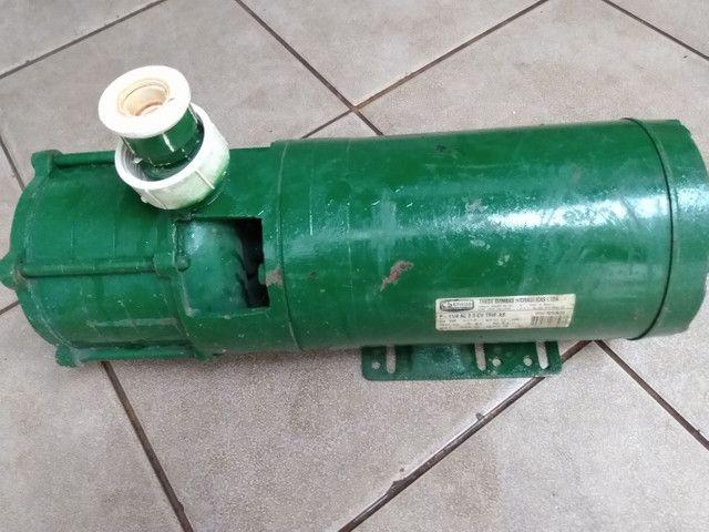 Bomba de água 3 estágio para irrigação - Foto 2