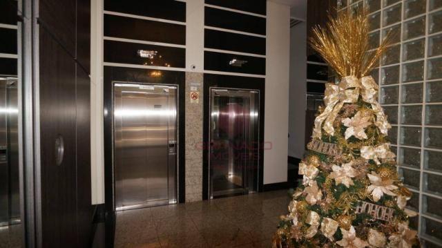 8043   Apartamento para alugar com 1 quartos em Zona 01, Maringá - Foto 2
