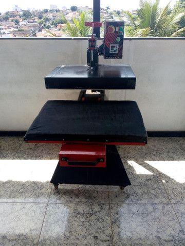Prensa térmica tucano 50 x 70 - Foto 5