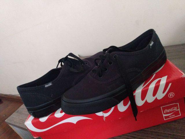 Sapato Coca Cola  - Foto 3