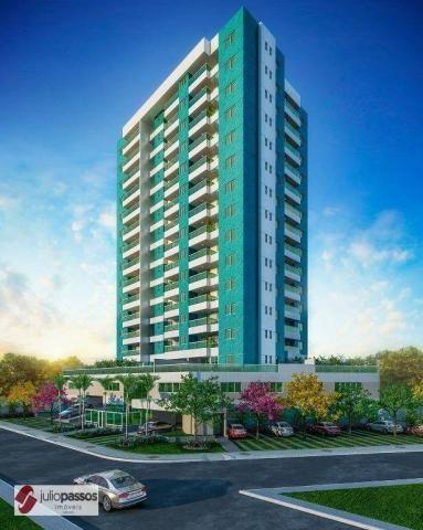 Apartamento com 2 dormitórios à venda, 73 m² por R$ 646.416,14 - Jardins - Aracaju/SE