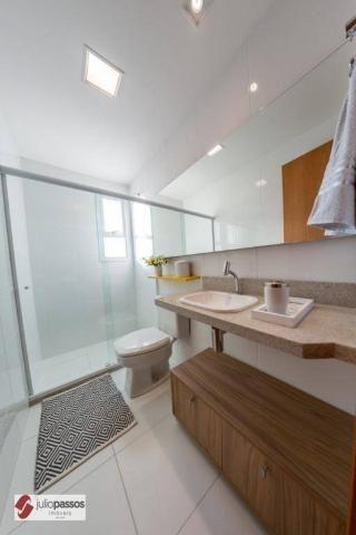 Apartamento com 2 dormitórios à venda, 73 m² por R$ 646.416,14 - Jardins - Aracaju/SE - Foto 7