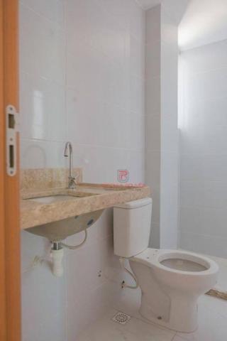 Apartamento 3 quartos no Bessa com varanda gourmet e área de lazer - Foto 15