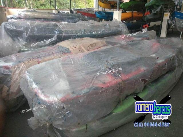 Caiaque Leader + Milha Box - 2020/Pronta Entrega - Foto 5