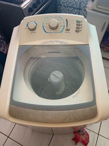 Lavadora de 10kg eletrolux