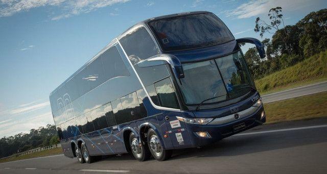 Ônibus com parcelas a partir de R$ 1.800