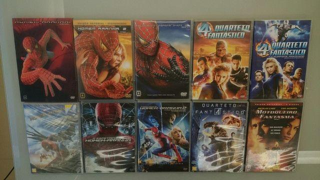 Coleção Dvd Marvel Dc - Foto 3