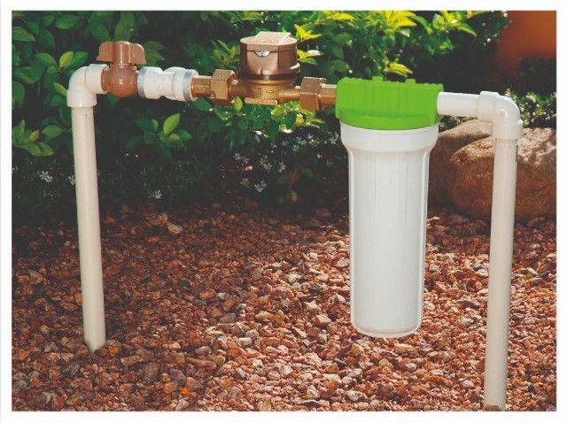 Hidrofiltros Filtro para Caixa D'água/Cavalete Eco 9.3/4 - Foto 2
