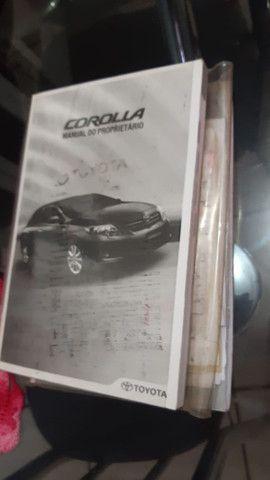 Toyota/Corolla 1.8 XEI Flex Automático - Foto 12