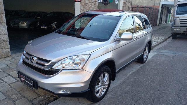 Crv EXL 2.0 4X4 Gasolina Automática + Teto