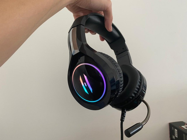 Headset Gamer com LED / Gt-F3 Lehmox - Foto 3